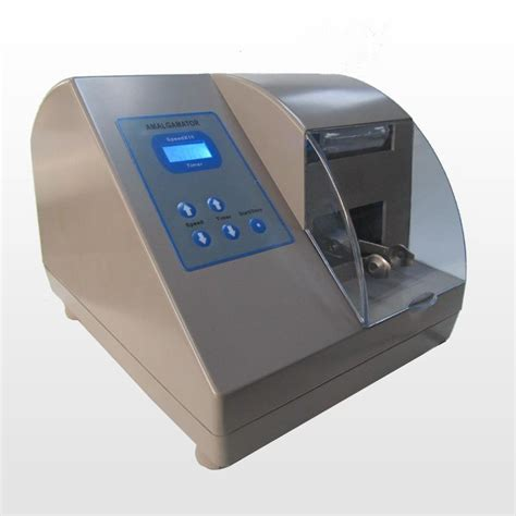 Capsule Mixer Cm Ii Digitally Controlled High Speed Triturator 2017 dental digital high speed amalgamator amalgam capsule mixer hl ah g10 from dencrest 120