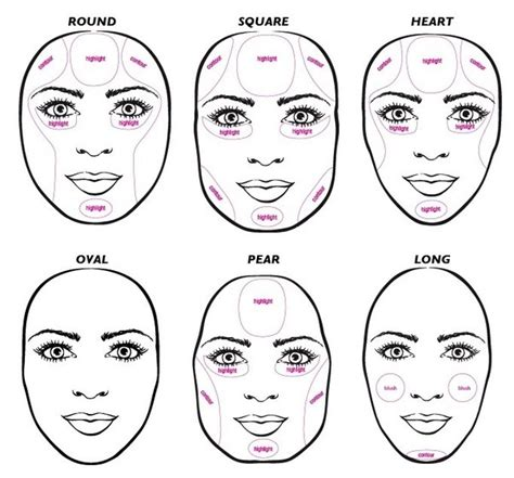 what are type of noses on oval face women that looks great what makeup techniques make the face look thinner quora