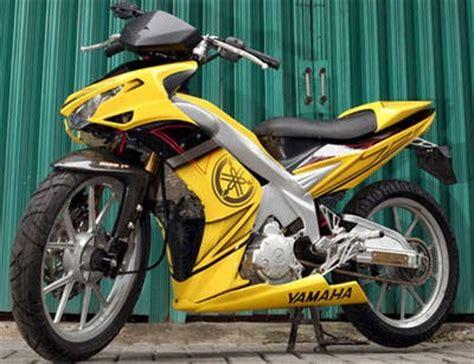 Spion Trend Yamaha modifikasi motor terbaru modifikasi trend yamaha jupiter