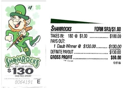 K Fed Cant Even Give Tickets Away To His Concerts by Sr3 Shamrocks 1 00 Bingo Event Ticket