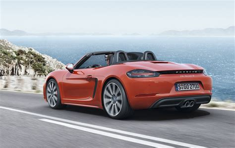 porsche boxster 2016 hardtop 2016 porsche 718 boxster on sale in australia from