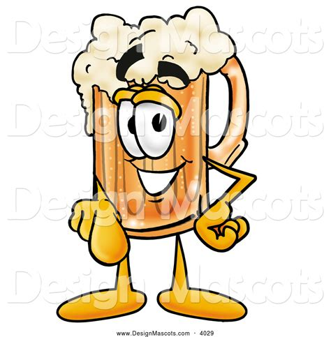beer cartoon royalty free beer mug stock mascot designs