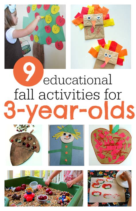 christmas craft for 3 year olds 9 must do fall activities for 3 year olds no time for flash cards