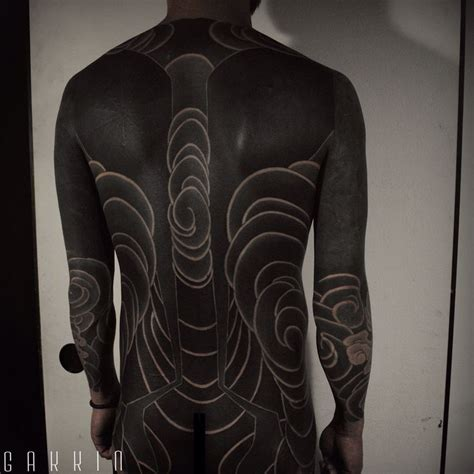 all black tattoo 111 best all black images on ideas