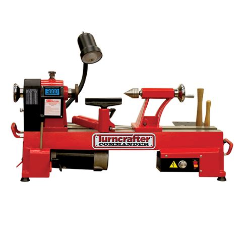 Turncrafter Commander 10 In Variable Speed Midi Lathe At