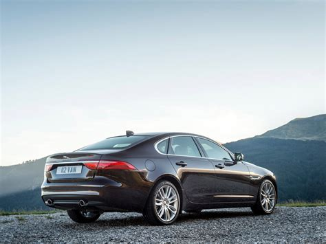 fully updated design for 2017 model year jaguar xf