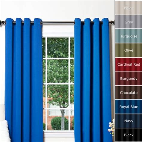 Royal Blue Blackout Curtains The Best Coupons Suitable For Royal Blue Grommet Top 2012 Baby Products Coupon Codes