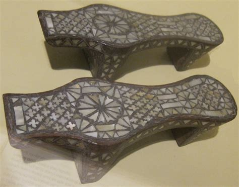 Bathtub Clogs by File Bath Clogs From Syria 18th Century Wood Of