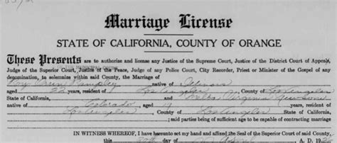 Family Search California Marriage Records California County Marriages 1850 1952 On Familysearch