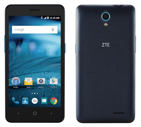 zte mobile phone zte avid plus launching at t mobile on january 20 for 115