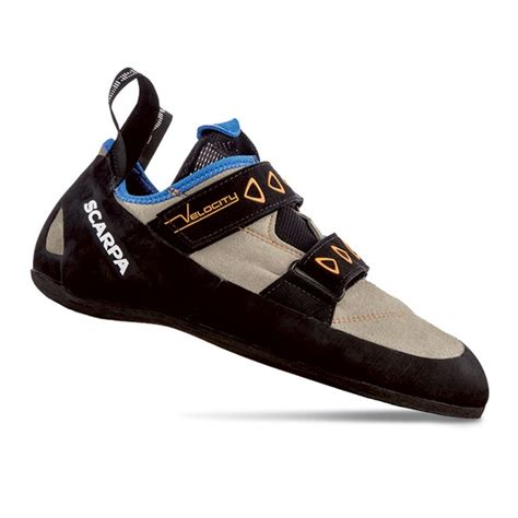 Scarpa Comfort Fit Shoes by Scarpa Velocity Climbing Shoe Climbing Works