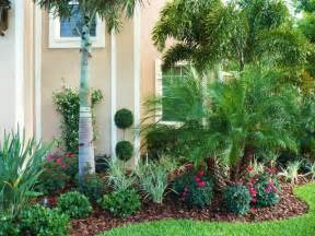 Tropical Landscaping Ideas For Backyard Front Landscape Amp Pool Waterfall Tropical Landscape