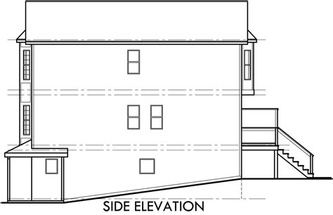 narrow row house plans narrow row house plans home design