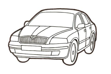 Papunet Auto Vw Coloring Page