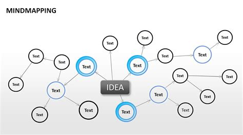 visualize ideas and projects in mind maps