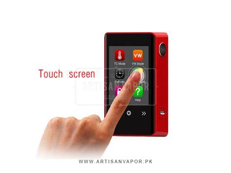Mod Vaporizer Sale Authentic Hells Gate Touch 200w Tc Box hells gate touch screen 200w tc box mod artisan vapor pk