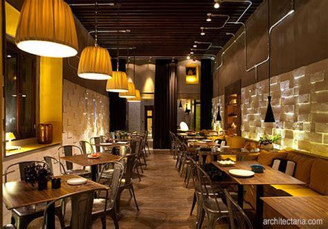 desain cafe di ruko ide dekorasi interior restoran berukuran kecil nan mungil