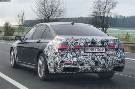 2019 bmw 7 series coupe 2019 bmw 7 series facelift photos show the design updates