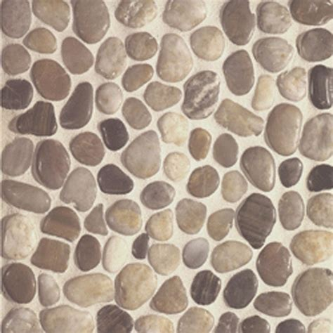tilecrest pebble rock wall and floor tile other