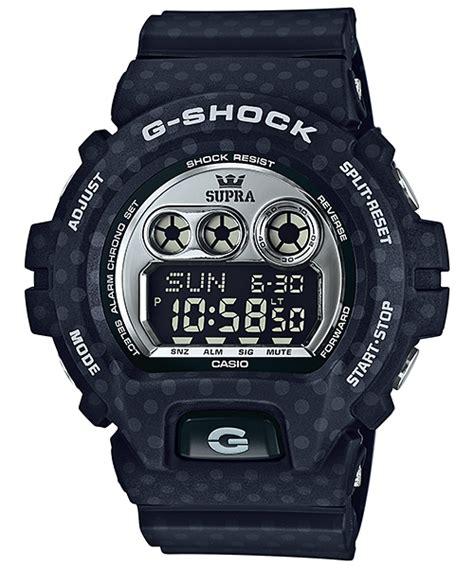 Casio G Shock Gmd S6900sp 7dr 1 gd x6900sp 1er and gmd s6900sp 7er g shock and supra collaboration