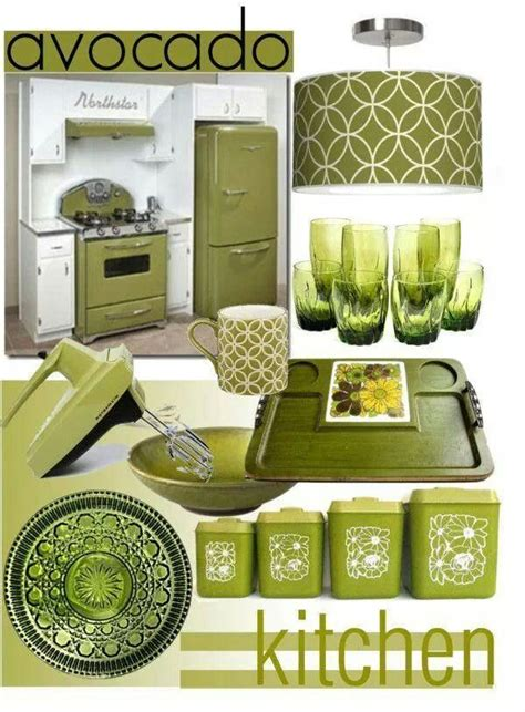 avocado green kitchen cabinets 39 best harvest gold avocado green images on pinterest