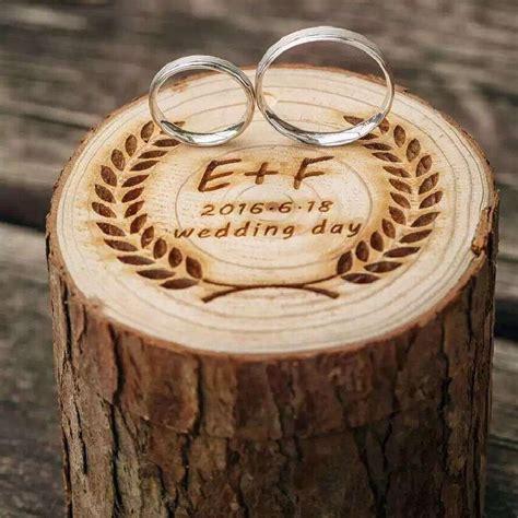 Wedding Ring Box Holder by Rustic Wedding Ring Box Holder Custom Ring Box