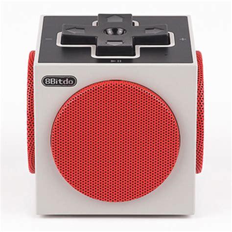 8bitdo Cube Speaker Original 100 8bitdo retro cube bluetooth aux in speaker speakers bluetooth accessories bluetooth v2 1