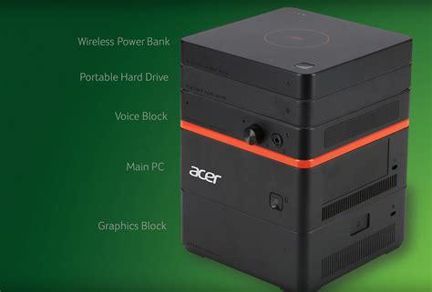 revo acer mini pc acer unveils the revo build a tiny modular stackable pc