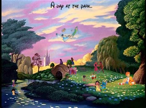 A Day At The Park by A Day At The Park By Vmkaquamerine On Deviantart