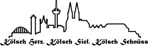 Aufkleber Auto Köln Skyline by Skyline K 246 Ln Aufkleber Best Of Stickers