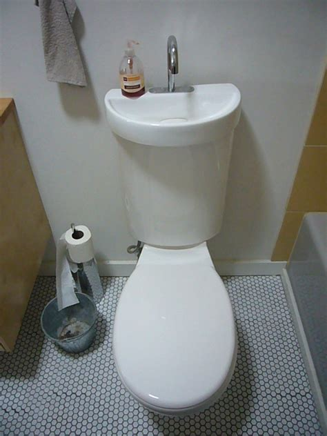 toilet and sink combo toilet sink combo ideas that help you stay green