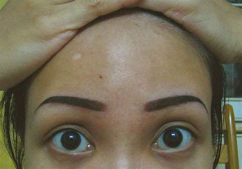 tattoo eyebrows 25 beautiful eyebrow tattoos creativefan