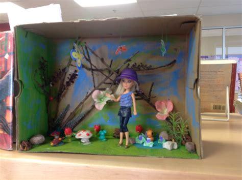 Book Report Diorama by Ogden Preparatory Academy 4th Grade Book Report Dioramas