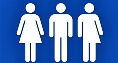 transgender bathroom sign transgender bathroom bill approved by senate