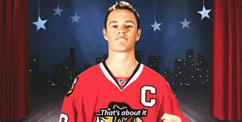 Andrew Shaw Meme - my gif chicago blackhawks jonathan toews patrick kane