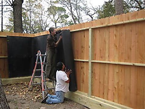 backyard sound barriers 25 best ideas about noise reduction on pinterest cyprus