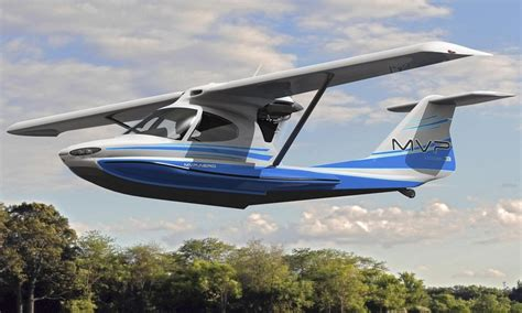 small boat plane mvp aero model 3 this seaplane can park in a marina dock