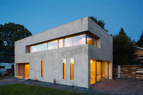 haus aus beton gießen wohnen in beton die besten einfamilienh 228 user aus beton