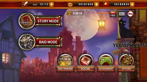 game rpg mod cho android game android mystic guardian mod gold cash cho android