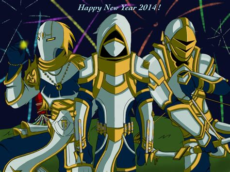 new year rabbit aqw happy new year aqw 2014 i m late yet again by