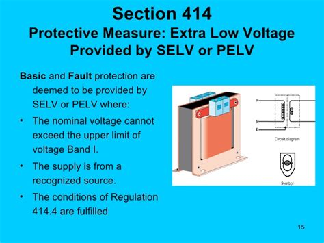 selv voltage 17th edition part 4