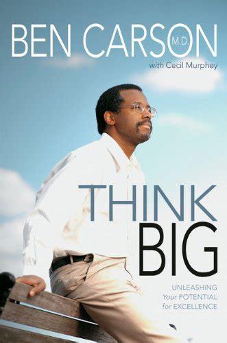 The Big Think Book dr ben carson creative talanoa