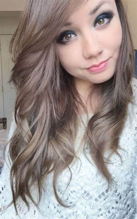 ash brown hair with pale blonde highlights 17 best ideas about ash brown hair on pinterest dyed