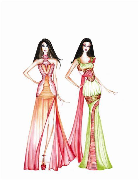 fashion design freelance anand illustrations work by anand vaswani at coroflot com