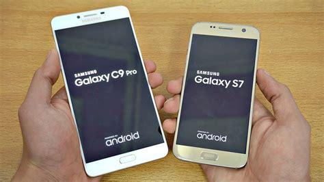 Samsung J7 Pro Vs S7 Edge Samsung Galaxy C9 Pro Vs Galaxy S7 Speed Test 4k