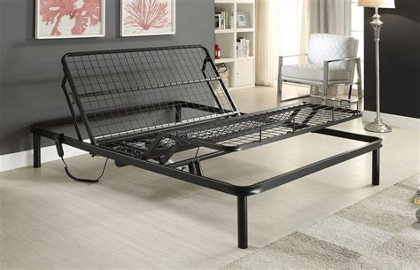 full size adjustable bed full size electric adjustable bed from coaster 350035f