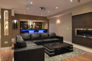 modern basements 22 design ideas enhancedhomes org