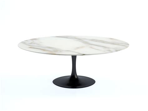 Tulip Oval Dining Table Buy The Knoll Saarinen Tulip Dining Table Oval At Nest Co Uk