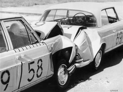 si鑒e auto crash test september 1959 crash test at mercedes