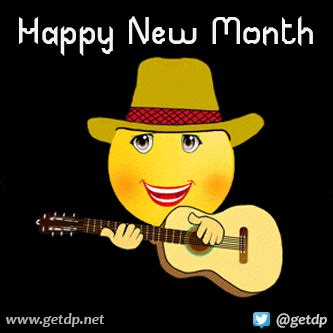getdp playing the happy new month song